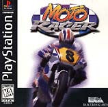 PlayStation 1 Moto Racer (Game Disc Only)