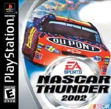 PlayStation 1 NASCAR Thunder 2002 (Game Disc Only) [E]
