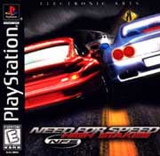 PlayStation 1 Need For Speed 4 High Stakes (Game Disc Only) [E]