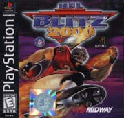 PlayStation 1 NFL Blitz 2000 (Game Disc Only) [E]