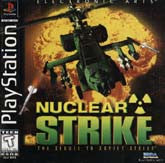 PlayStation 1 Nuclear Strike (Game Disc Only) [T]