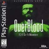 PlayStation 1 Overblood (Game Disc Only) [T]