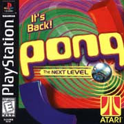 PlayStation 1 Pong (Game Disc Only) [E]