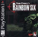 PlayStation 1 Rainbow Six (Game Disc Only) [T]