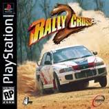 PlayStation 1 Rally Cross 2 (Game Disc Only)