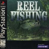 PlayStation 1 Reel Fishing Used [E]