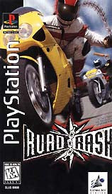PlayStation 1 Road Rash (Game Disc Only) [T]