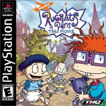 PlayStation 1 Rugrats In Paris Used [E]