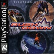 PlayStation 1 Rushdown (Game Disc Only) [E]