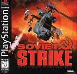 PlayStation 1 Soviet Strike (Game Disc Only) [T]