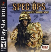 PlayStation 1 Spec Ops Airbourne Commando Used [E]