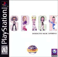PlayStation 1 Spice World Used [E]