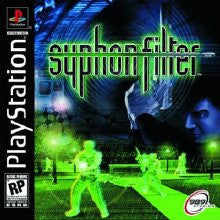 PlayStation 1 Syphon Filter (Game Disc Only) [T]