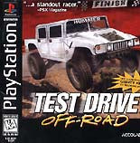 PlayStation 1 Test Drive Off Road (Game Disc Only)