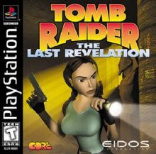 PlayStation 1 Tomb Raider Last Revelation (Game Disc Only) [T]