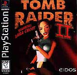 PlayStation 1 Tomb Raider 2 (Game Disc Only) [T]