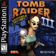 PlayStation 1 Tomb Raider 3 (Game Disc Only) [T]