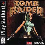 PlayStation 1 Tomb Raider (Game Disc Only) [T]