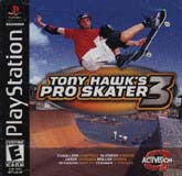 PlayStation 1 Tony Hawks Pro Skater 3 (Game Disc Only) [T]