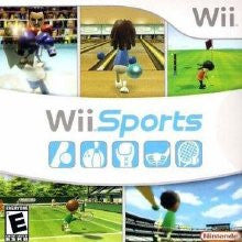 Nintendo Wii Sports (Game Disc Only)