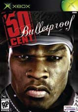 Xbox 50 Cent Bulletproof (Game Disc Only)