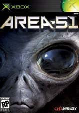 Xbox Area 51 (Game Disc Only) [M]
