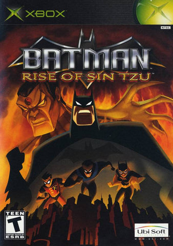 Xbox Batman Rise of Sin Tzu (Game Disc Only) [T]