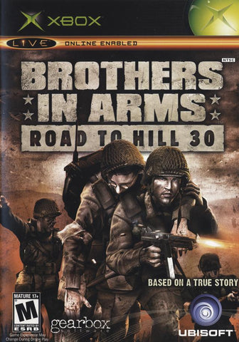 Xbox Brothers In Arms Road to Hill 30 (Game Disc Only) [M]