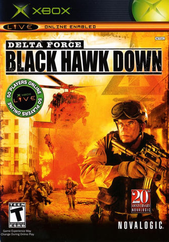 Xbox Delta Force Black Hawk Down (Game Disc Only) [T]