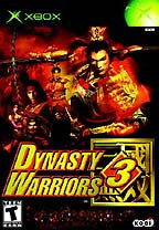 Xbox Dynasty Warriors 3 (Game Disc Only)