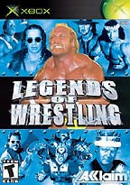 Xbox Legends of Wrestling (Game Disc Only)