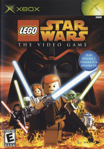 Xbox Lego Star Wars (Game Disc Only) [E]