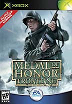 Xbox Medal of Honor Frontline Used [T]