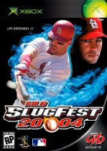Xbox MLB Slugfest 2004 (Game Disc Only) [E]
