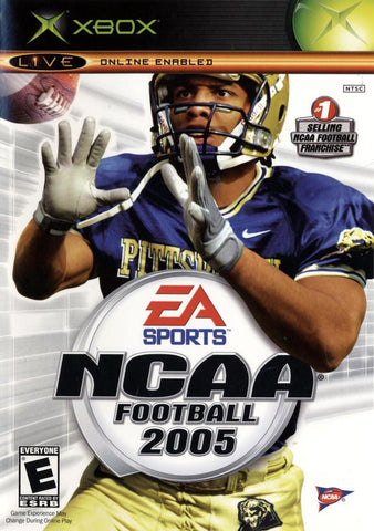 Xbox NCAA Football 2005 Used [E]