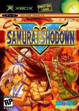 Xbox Samurai Shodown V (Game Disc Only)