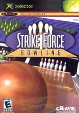 Xbox Strike Force Bowling (Game Disc Only)
