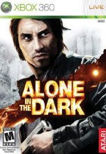 Xbox 360 Alone In the Dark (Game Disc Only)  [M]