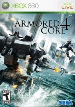 Xbox 360 Armored Core 4 (Game Disc Only)  [T]