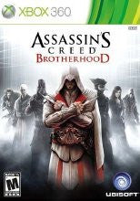 Xbox 360 Assassins Creed Brotherhood (Game Disc Only)