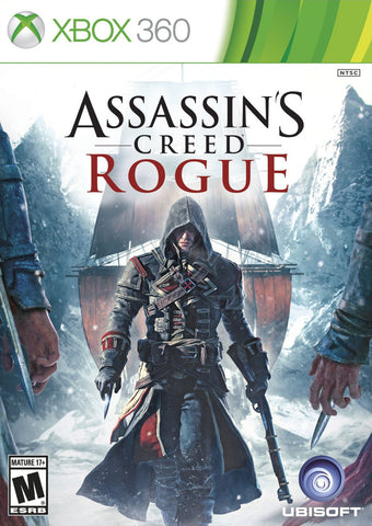 Xbox 360 Assassins Creed Rogue (Game Disc Only)