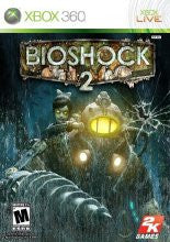 Xbox 360 Bioshock 2 (Game Disc Only)  [M]