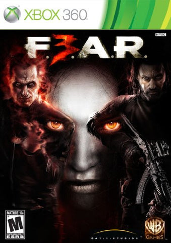 Xbo 360 F.E.A.R. 3 (Game Disc Only)