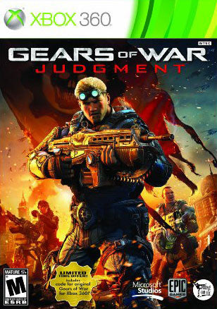 Xbox 360 Gears of War Judgement (Game Disc Only)