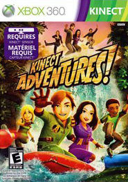 Xbox 360 Kinect Adventures (KR) Used [E]