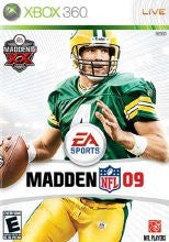 Xbox 360 Madden 09 (Game Disc Only)