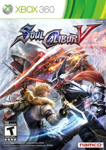 Xbox 360 Soul Calibur V (Game Disc Only)