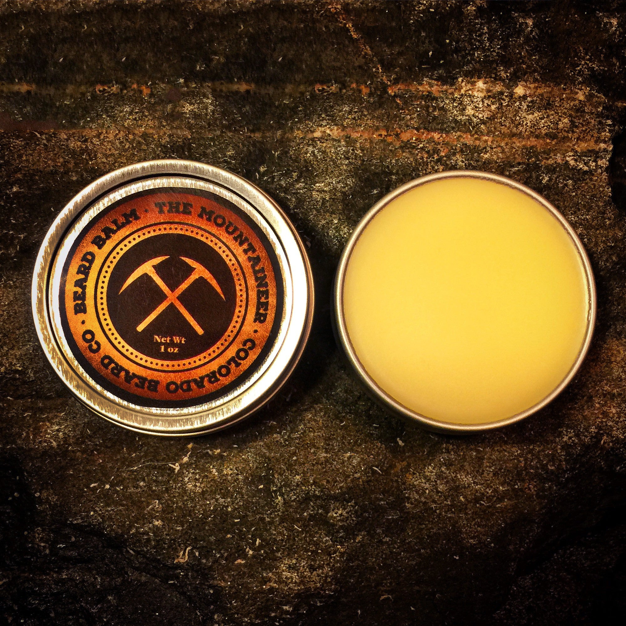 """The Mountaineer"" Beard Balm - 1 oz"