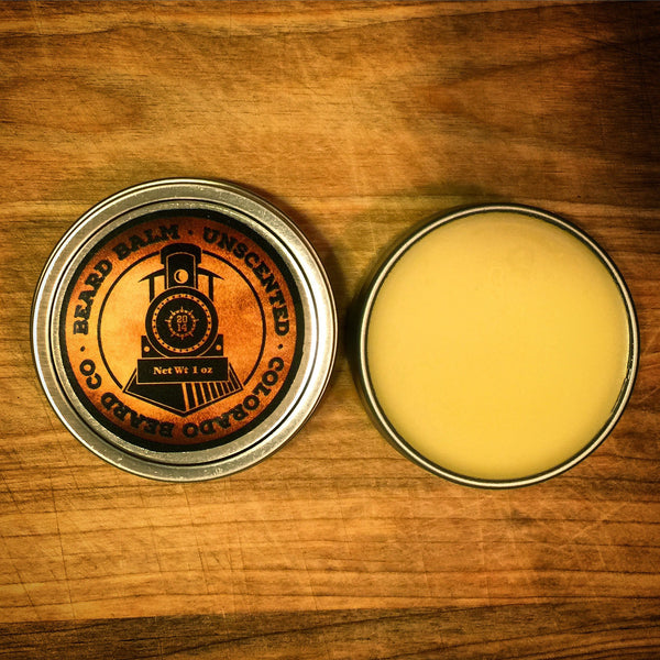 """Unscented"" Beard Balm - 1 oz"