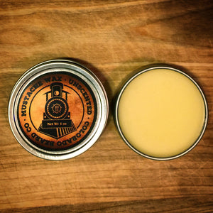Unscented | Mustache Wax